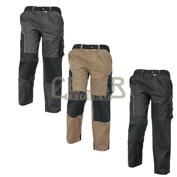 ERDING kalhoty pánské pracovní