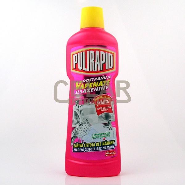 Pulirapid 500ml na vápenaté usazeniny