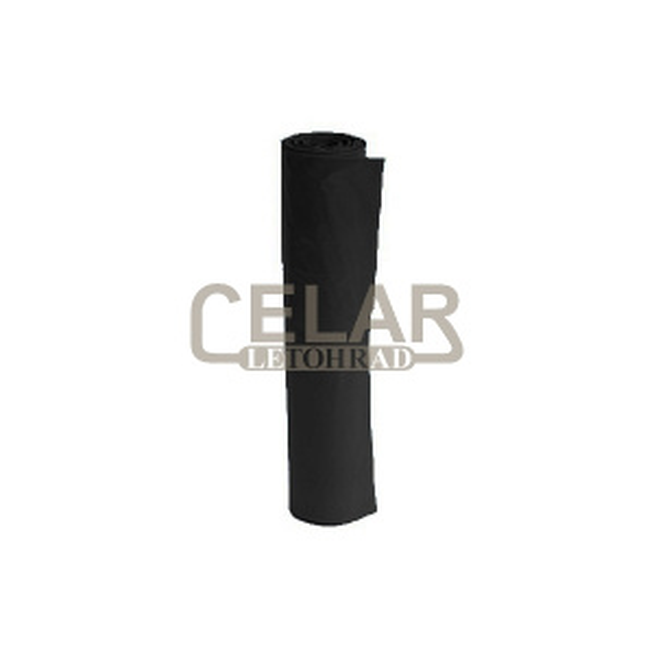 pytel 110L silný 100 mi 70x110cm černý (15ks)
