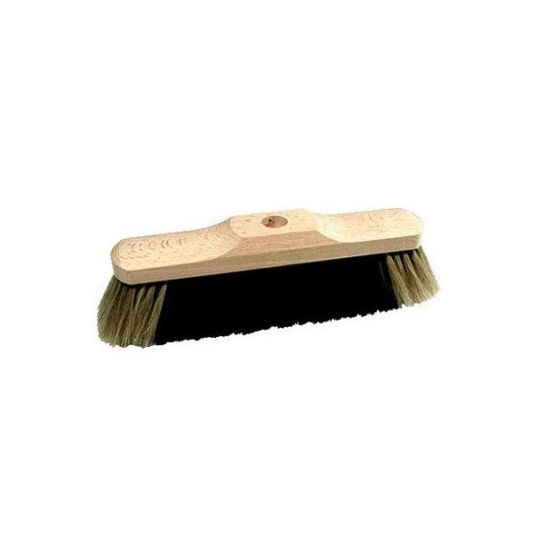 smeták dřevěný 100% žíně, 28,5cm