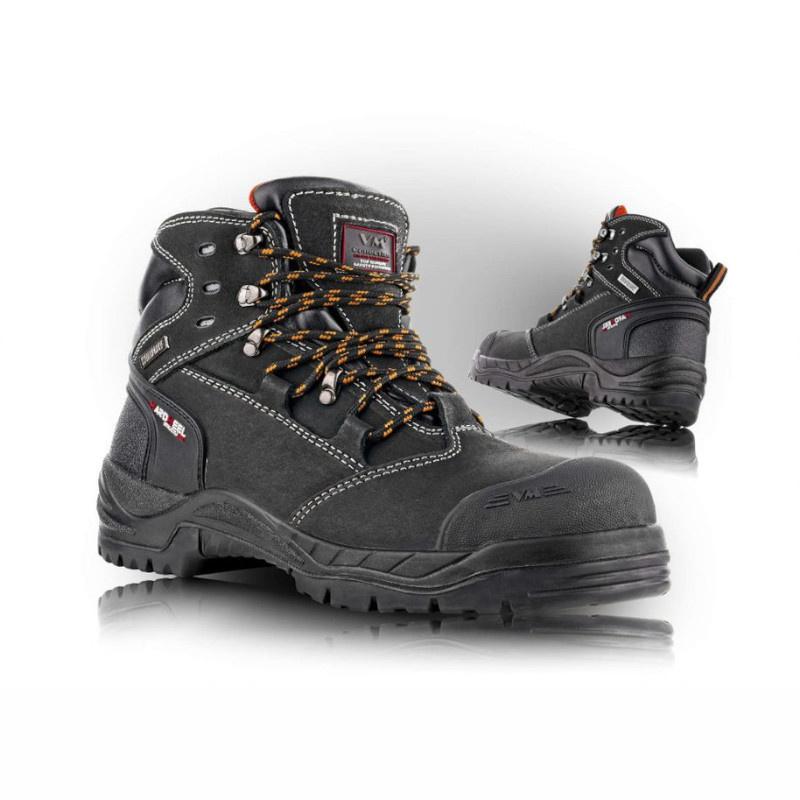 VM DUBLIN O2 SRC obuv kotníková FREE-TEX