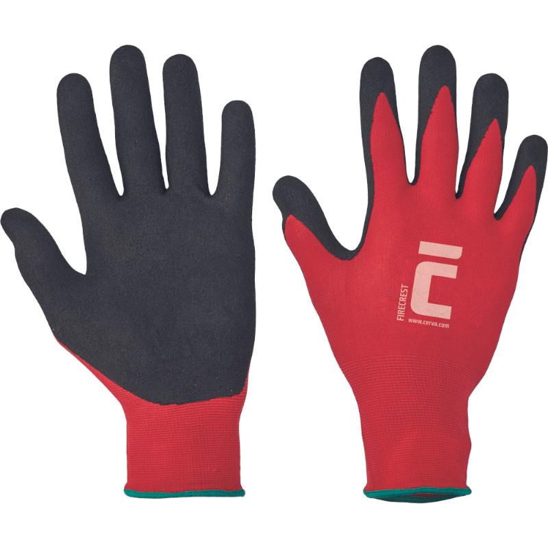 FIRECREST rukavice nylon/nitril