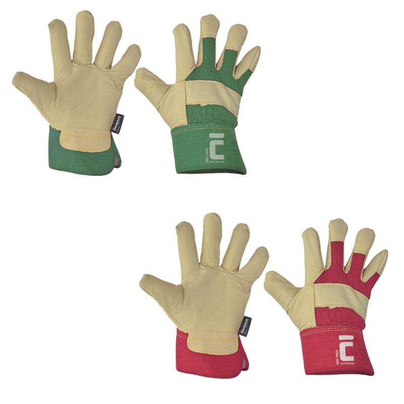 ROSE FINCH rukavice zimní kombin.