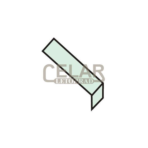 schodišťový profil 50x200+45