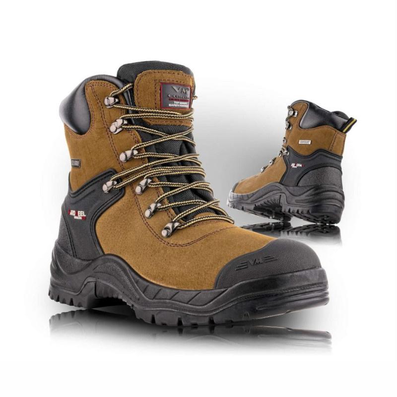 VM BOGOTA O2 SRC obuv holeňová