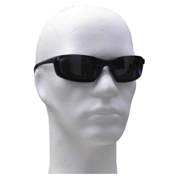 Brýle UNIVET 549 sportovní UV400 AS AF - kouřová