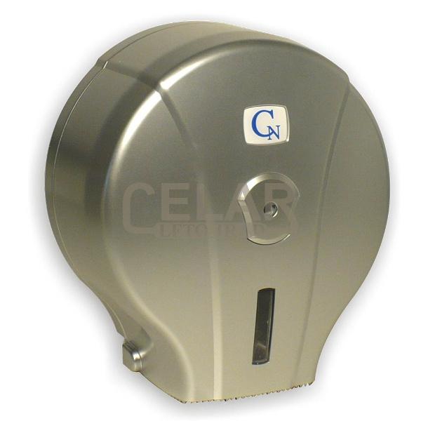 Zásobník CN wc papíru JUMBO 280mm - METALIC