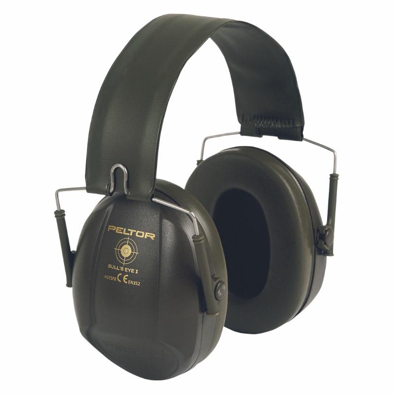 3M PELTOR H515FB-516-GN BULL'S EYE 1 sluchátka skládací