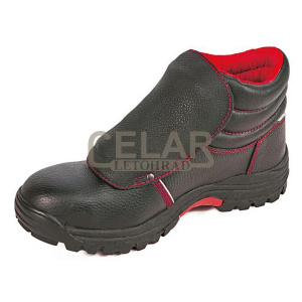 STEELER WELDER S3 HRO M SRA obuv kotník