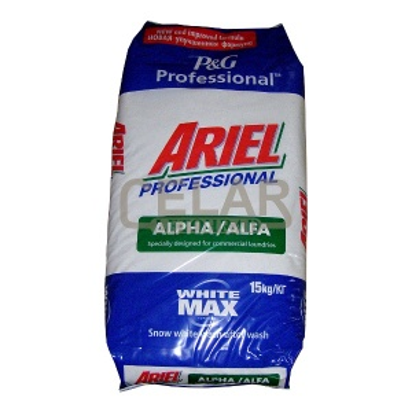 ALFA / ALPHA ARIEL PROFESIONAL 15KG prací prášek