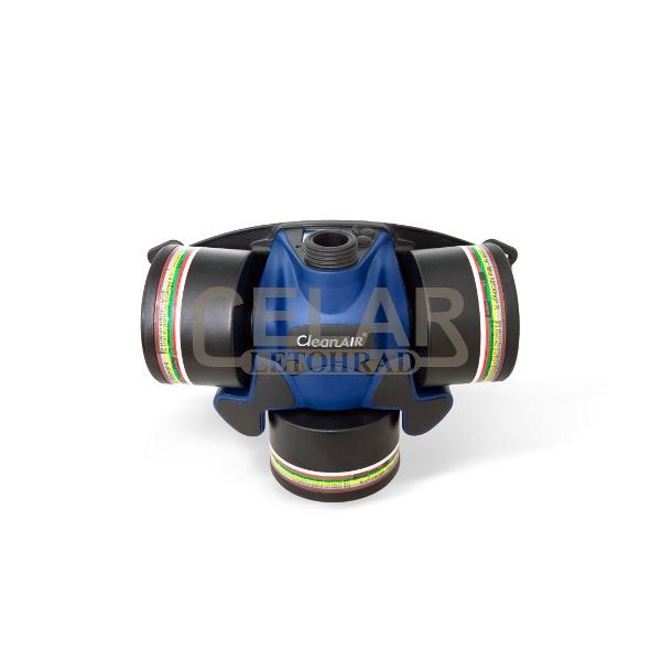 CLEANAIR Chemical 3F filtračně ventilační jednotka + baterie
