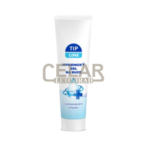 TIP LINE 100ml gel hygienický antibakteriální