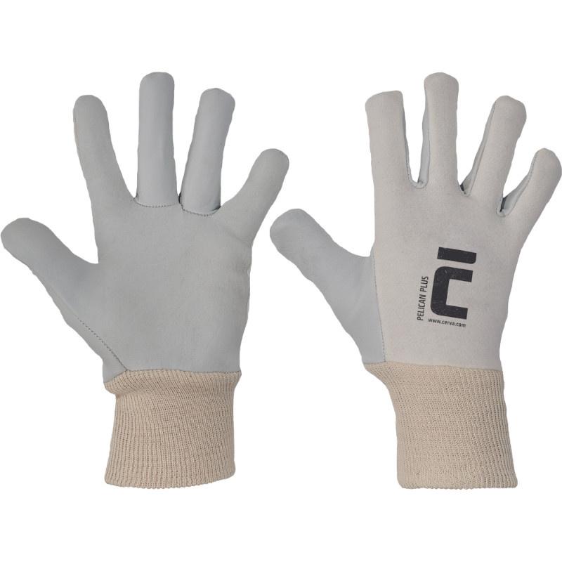 PELICAN PLUS rukavice kombin.náplet