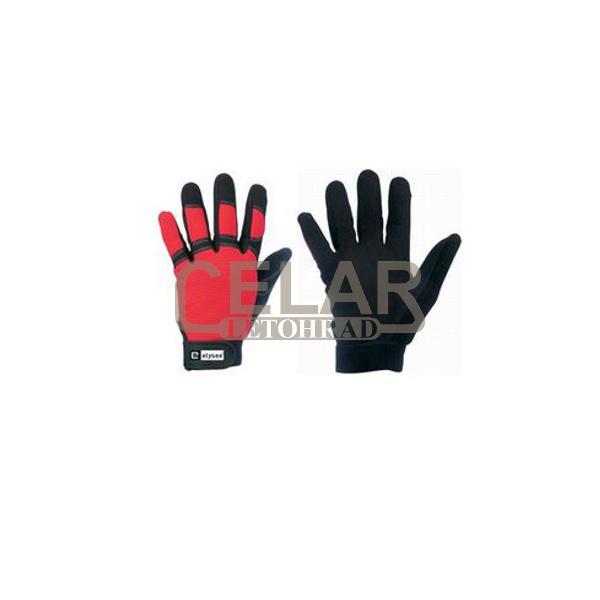 TECHNICIAN rukavice syntet. kůže