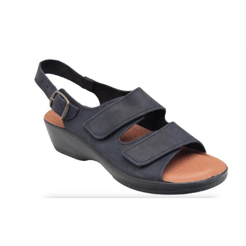 SANTÉ PO/3155 Sandály dámské ČERNÁ