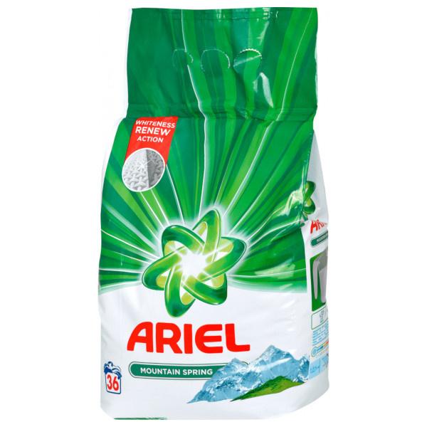 ARIEL 2,75kg / 36 PD MOUNTAIN SPRING prací prášek