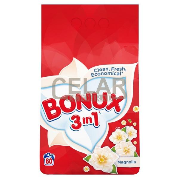 BONUX 1,5 kg / 20 PD 3in1 MAGNOLIA COLOR prací prášek