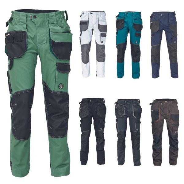 DAYBORO kalhoty do pasu elastické