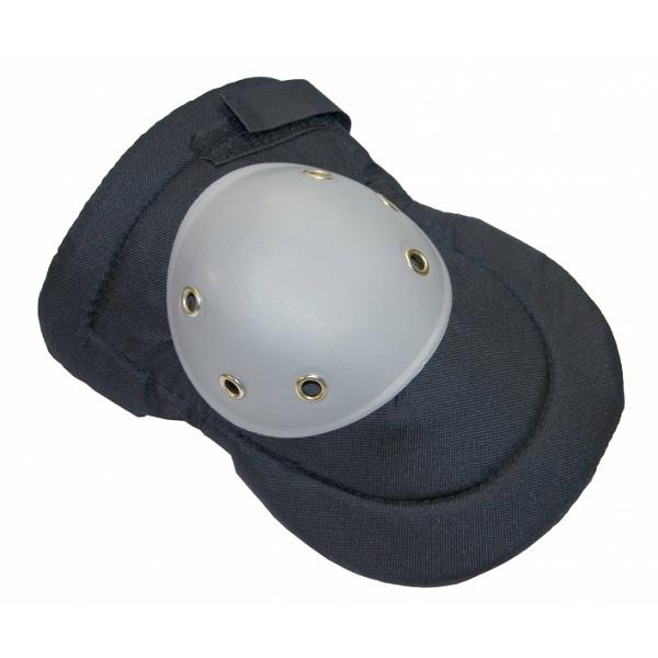 Nákoleník plast/textil suchý zip