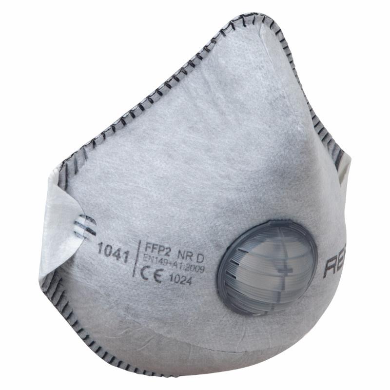 REFIL 1041 FFP2 respirátor tvarovaný ventil aktivní úhlí
