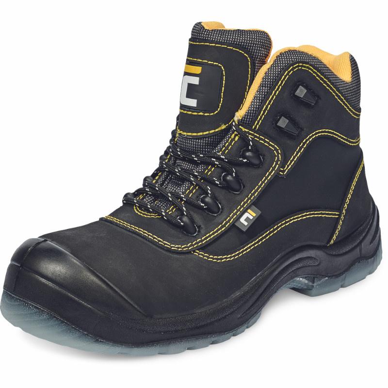 BK TPU MF S3 CI SRC obuv kotníková zimní