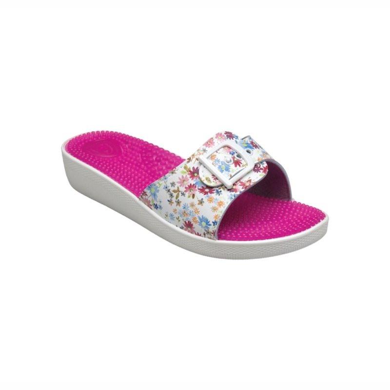 SANTÉ SI/03C Pantofle dámské RŮŽOVÁ