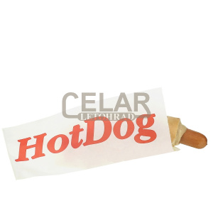 Sáček HOT-DOG 85x225cm (500ks)