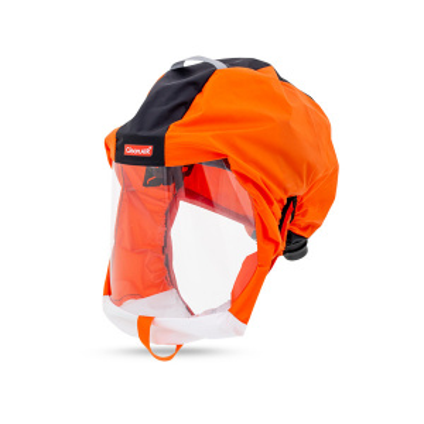 CLEANAIR CA-1 Kukla krátká - oranžová