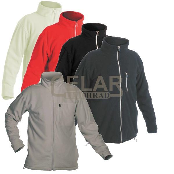 KARELA mikina (bunda) fleece lehká