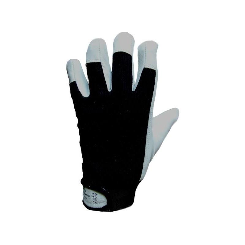 MONTER WINTER rukavice jemné suchý zip ZIMNÍ