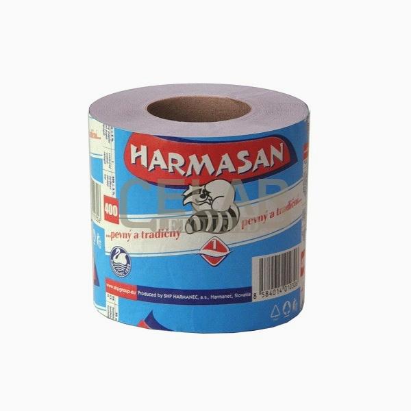 HARMASAN toaletní papír 400 útržků 1-vrstvý