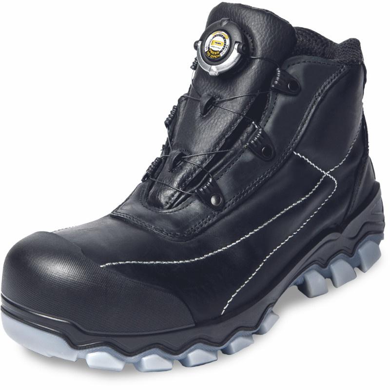 No. SIX QLS MF S3 SRC obuv kotníková