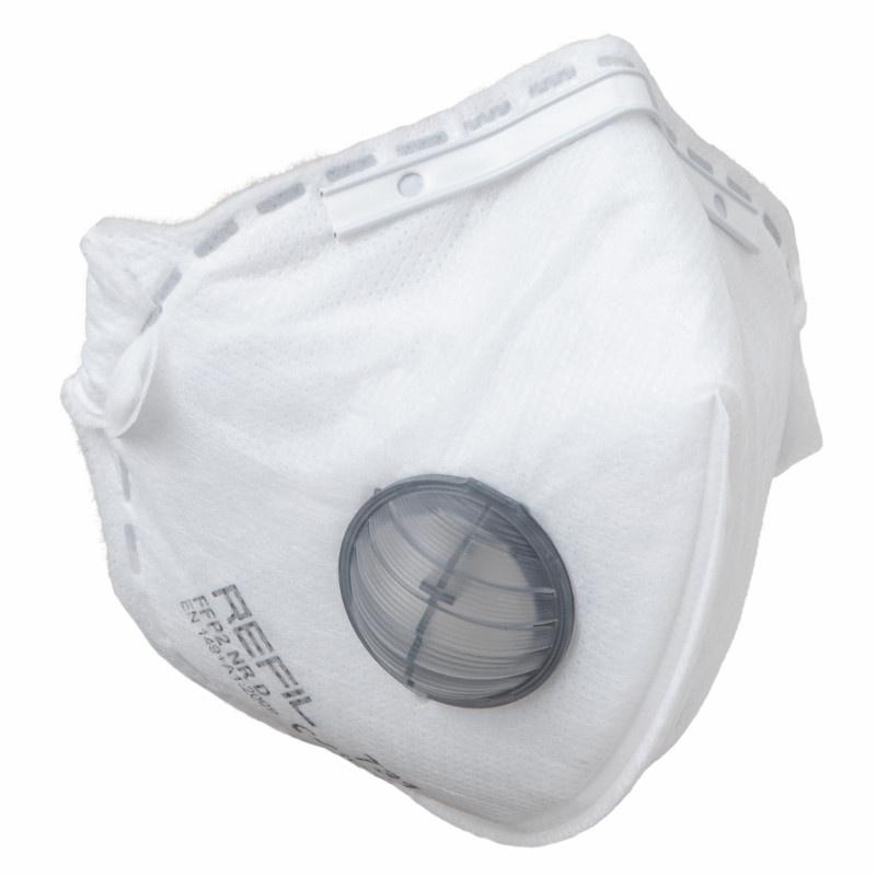 REFIL 731-FFP2S-respirátor skládací ventilek10xNPK