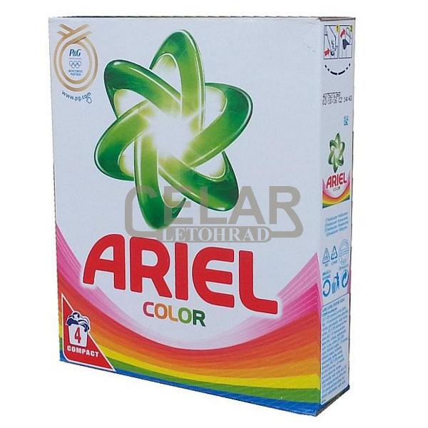 ARIEL 280g / 4 PD COLOR prací prášek