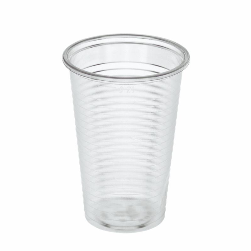 Kelímek PP 0,2 l transparentní ideal pack® (100ks)