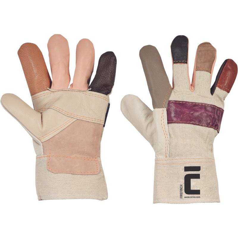 FIREFINCH rukavice zimní kombin. - 11