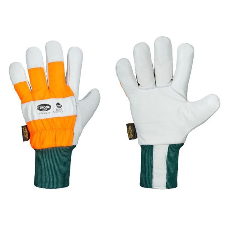 LARCHE - LAERCHE rukavice zateplené voděodolné - 10,5