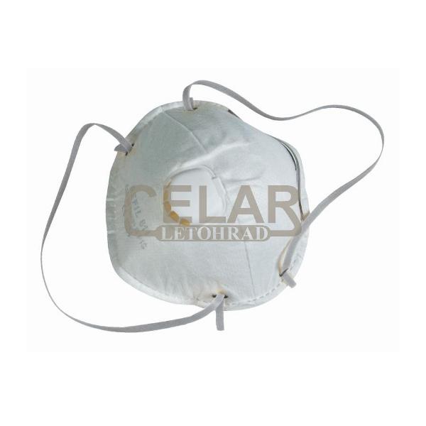 REFIL 831-FFP2S-respirátor tvar.ventilek10xNPK