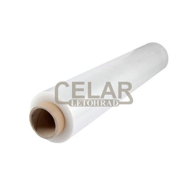 Folie obalová strečová v roli 500mm 2kg transparetní