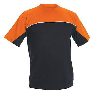 tričko EMERTON kr.r.100%BA155g/m2