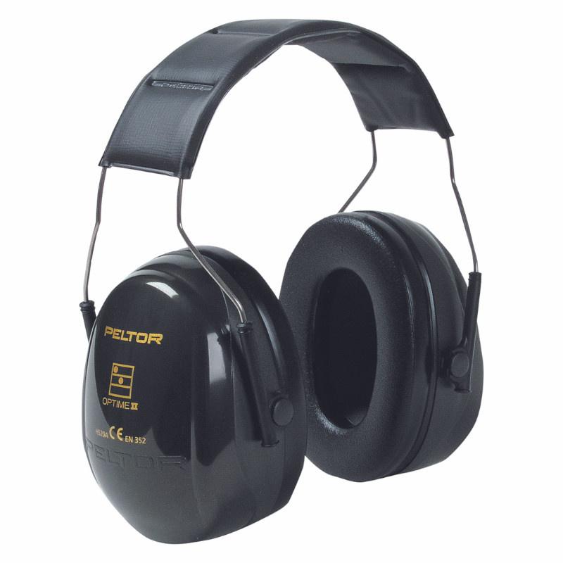 3M PELTOR H520A-407-GQ OPTIME2 sluchátka střední