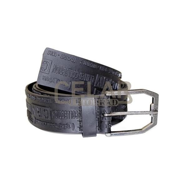 RUBIM pásek 130 cm - černá