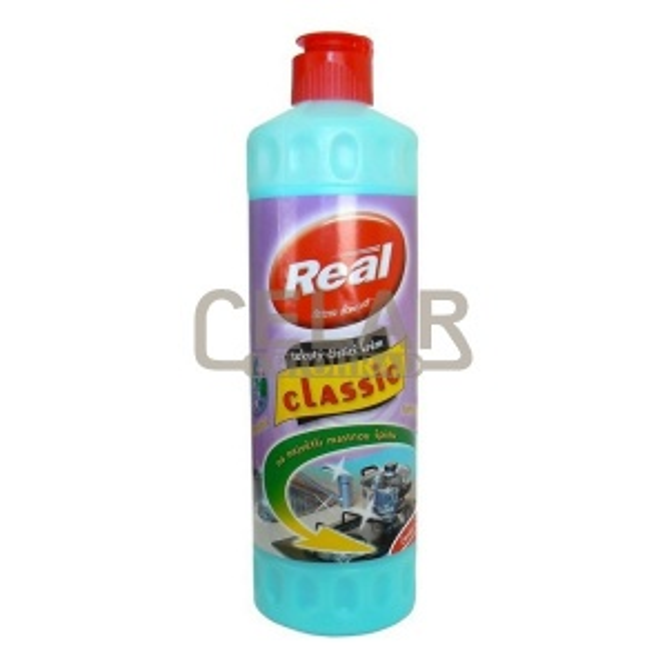 REAL CLASSIC 600g-tekutý čistící krém