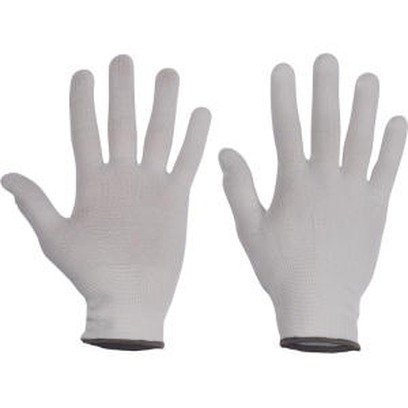 BOOBY ruk.pletené bezešvé nylon manžeta