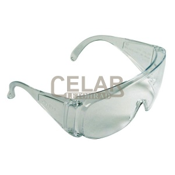 BASIC / VS 160 brýle z čirého polykarbonátu