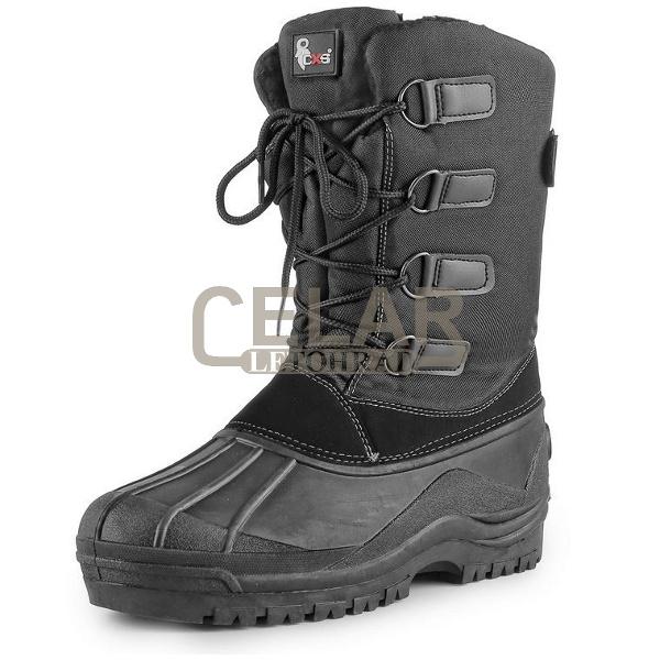 CXS WINTER FROST obuv zimní poloholeňová