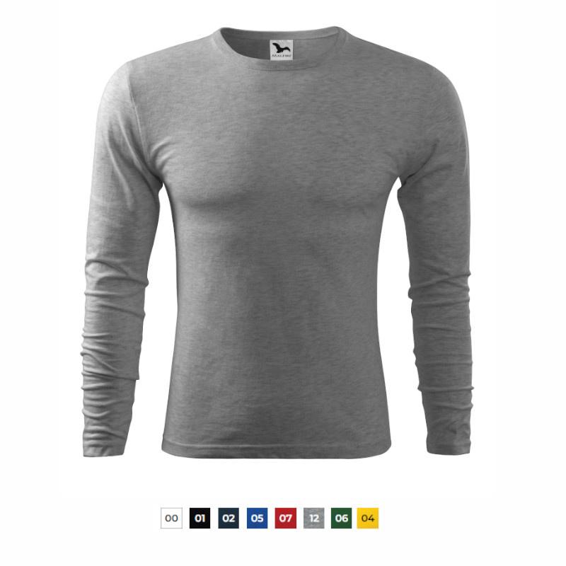 tričko 119 FIT-T pánské dlouhý rukáv
