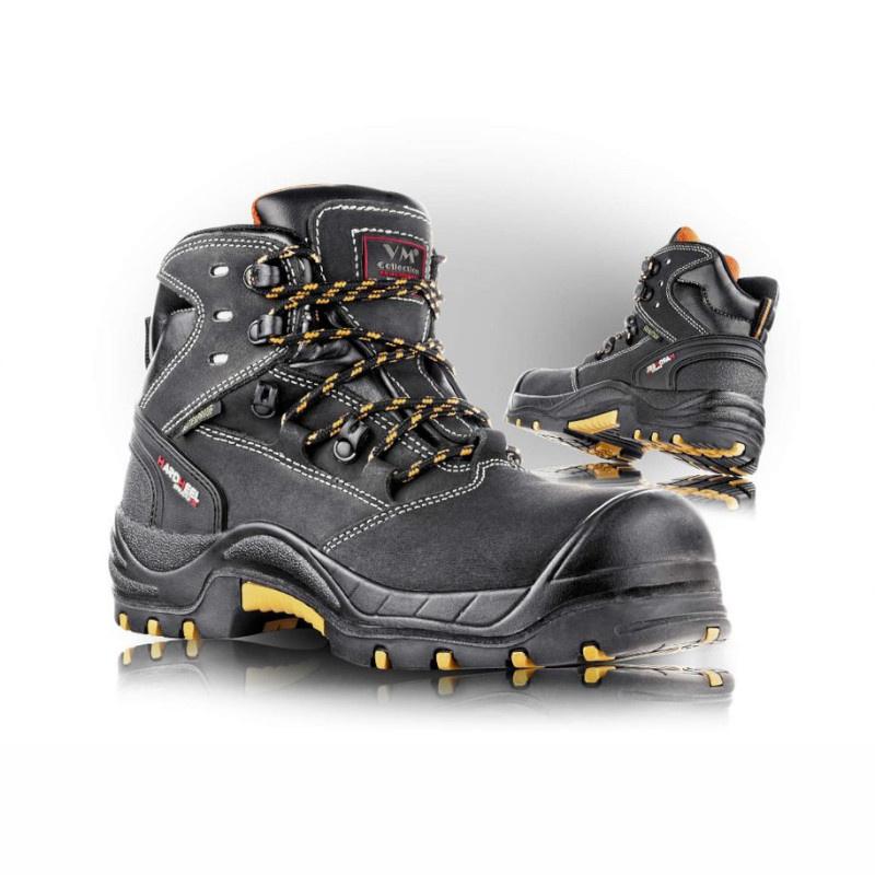 VM DUBLIN S3 HRO SRC obuv kotník.FREE-TEX