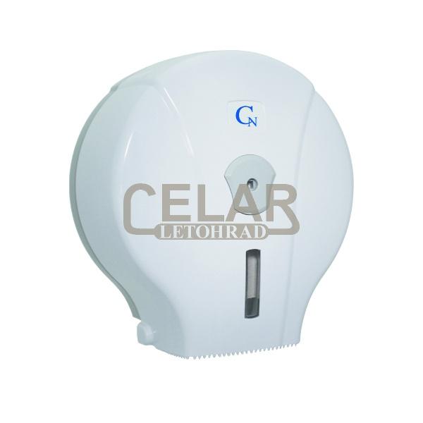 Zásobník CN wc papíru JUMBO 280mm - bílý