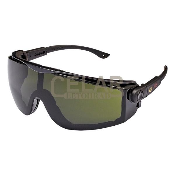 BENAIS brýle AF AS tm.zelená st. 5